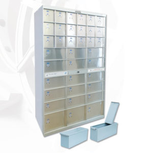 Steel Covered Locker Cabinet