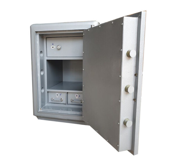 Fireproof cash safe