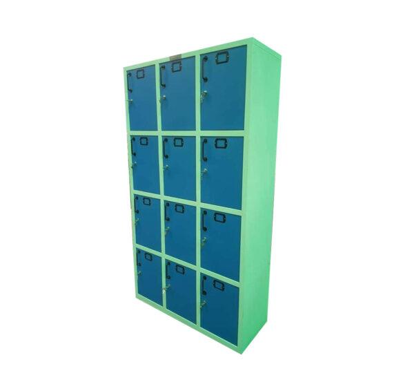 Steel Staff Locker