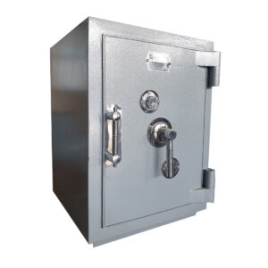 Fireproof Safe With Dual Key Locks