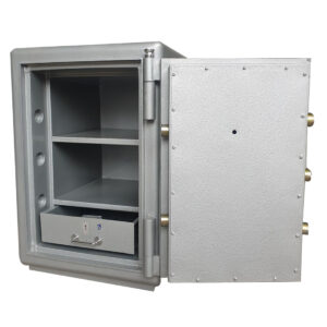 Fireproof Cash Safe With Digital Lock System