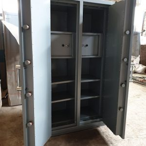 Fire Proof Cash Safe / Gun Safe Dual Doors