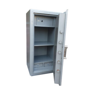 Heavy Duty Fireproof Cash Safe with Dual key Lock