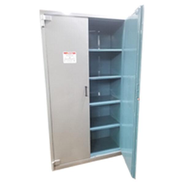 Fireproof Heavy Duty Double Door Steel Almirah