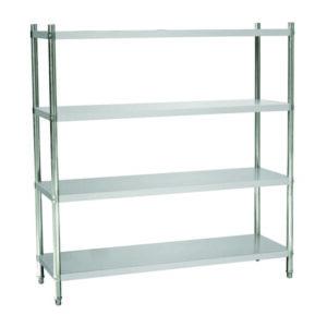 Steel Storage Rack 4 Shelves