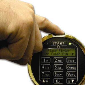Biometric Fingerprint Lock System