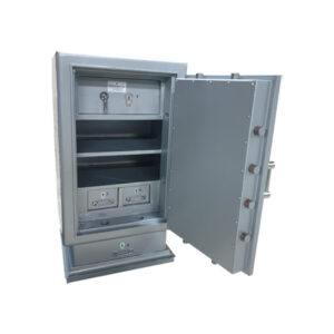 Fireproof Steel Cash Safe Model HS-080