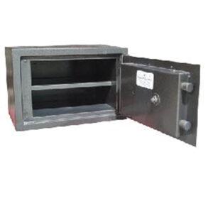 Fireproof Locker With Dual Key Locks Model HS112